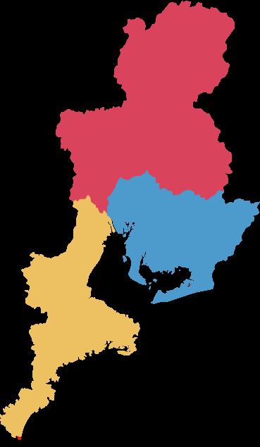 東海3県エリア