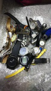 時計のコレクション